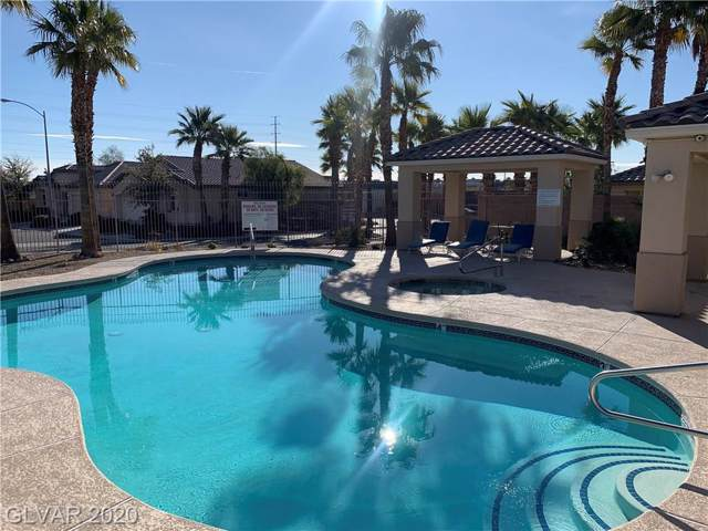 7064 Point Cabrillo, Las Vegas, NV 89113 (MLS #2165758) :: Performance Realty