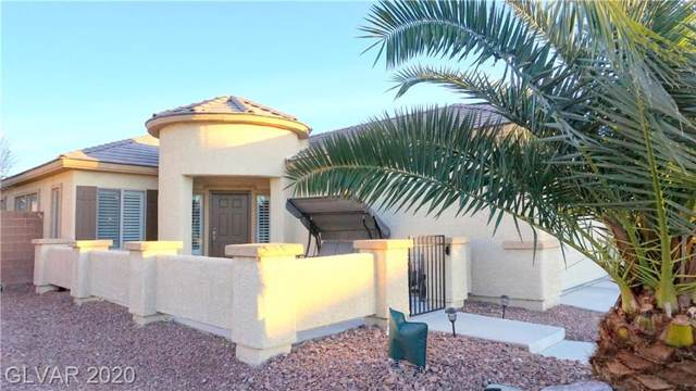 6720 Divers Loons, North Las Vegas, NV 89084 (MLS #2165760) :: Signature Real Estate Group