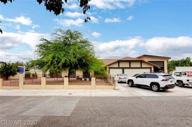 1921 Fairhaven, Las Vegas, NV 89108 (MLS #2165781) :: Hebert Group | Realty One Group