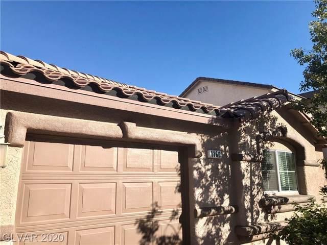 1160 Orange Meadow Street, Las Vegas, NV 89142 (MLS #2165782) :: ERA Brokers Consolidated / Sherman Group