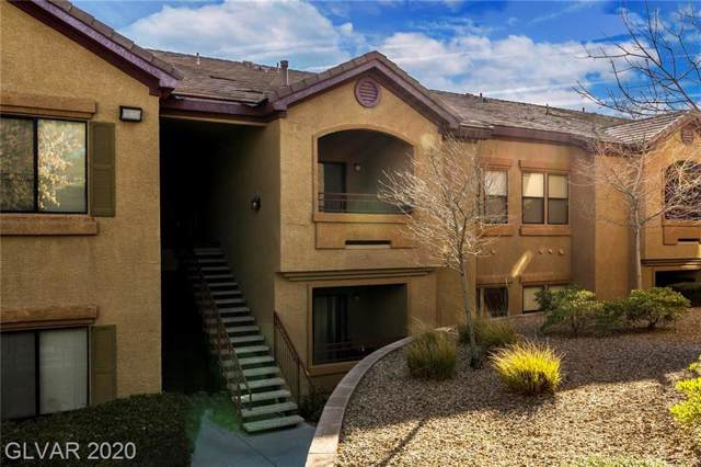8250 Grand Canyon #2022, Las Vegas, NV 89166 (MLS #2165797) :: Billy OKeefe | Berkshire Hathaway HomeServices