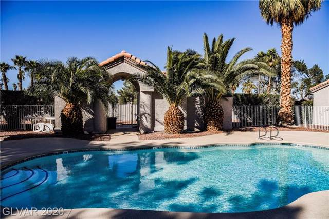 1391 Di Blasi #105, Las Vegas, NV 89119 (MLS #2165816) :: Vestuto Realty Group
