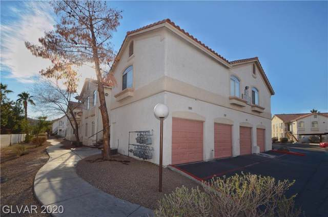 1405 S Nellis #1106, Las Vegas, NV 89104 (MLS #2165827) :: Signature Real Estate Group