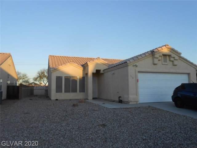 3716 Brentcove, North Las Vegas, NV 89032 (MLS #2165894) :: Performance Realty