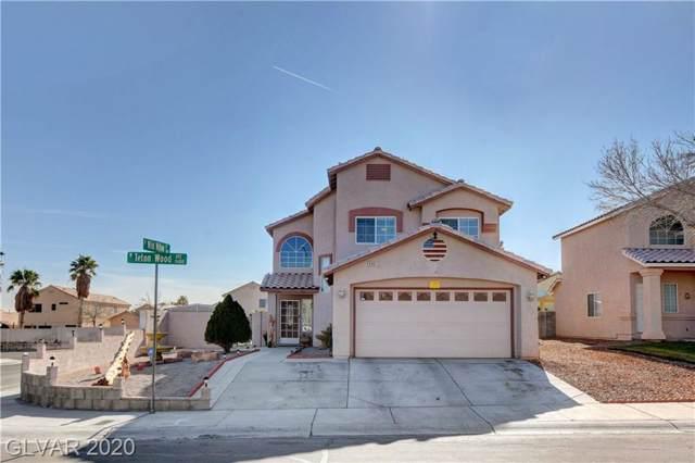 9401 Teton Wood, Las Vegas, NV 89129 (MLS #2165941) :: Trish Nash Team