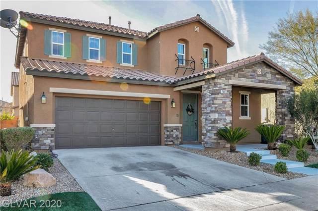 7055 Glencoe Harbor, Las Vegas, NV 89179 (MLS #2165944) :: Performance Realty