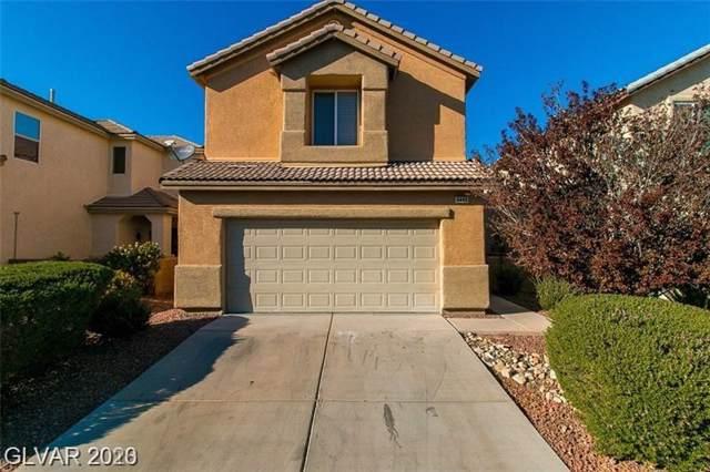 6440 Pronghorn Ridge, Las Vegas, NV 89122 (MLS #2165970) :: Signature Real Estate Group