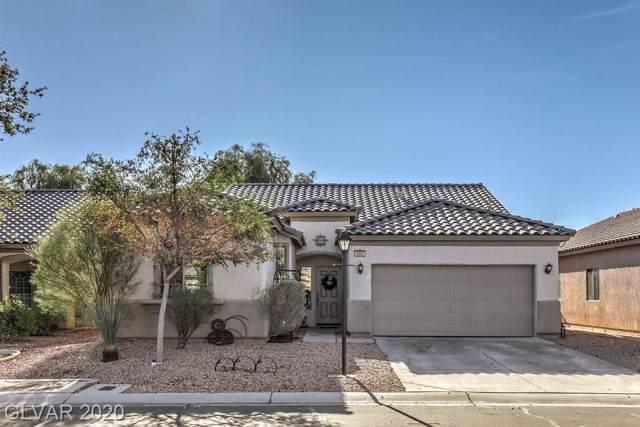5865 Swan Point, Las Vegas, NV 89122 (MLS #2165984) :: Signature Real Estate Group