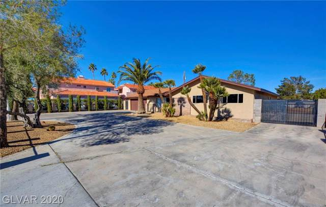 5086 Edna Avenue, Las Vegas, NV 89146 (MLS #2166004) :: Vestuto Realty Group