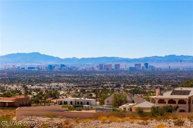 7240 Copper, Las Vegas, NV 89110 (MLS #2166015) :: Signature Real Estate Group
