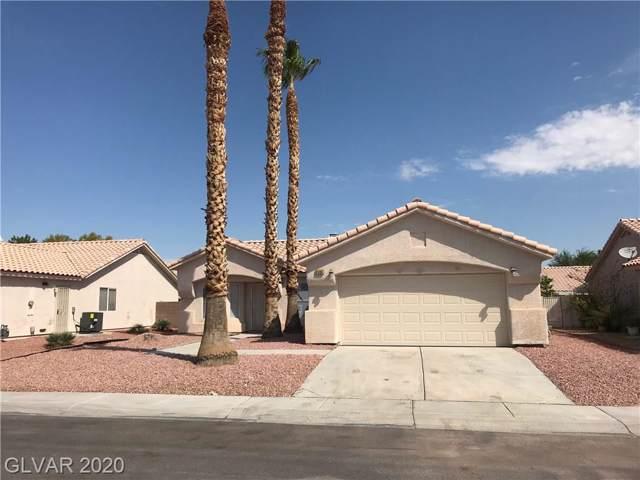 3506 Altar Rock Lane, North Las Vegas, NV 89032 (MLS #2166045) :: Performance Realty