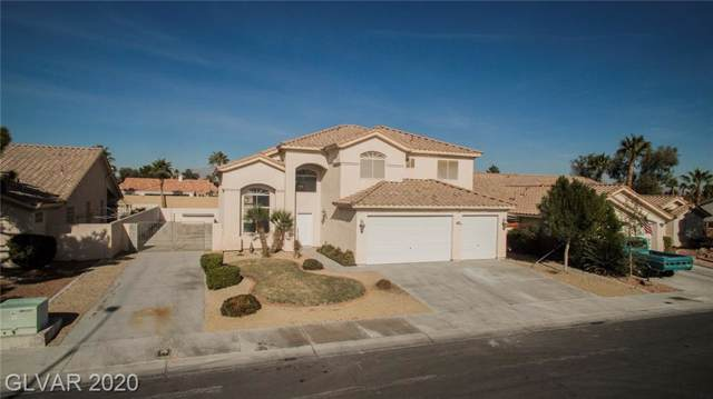 8224 Green Clover, Las Vegas, NV 89149 (MLS #2166054) :: Performance Realty