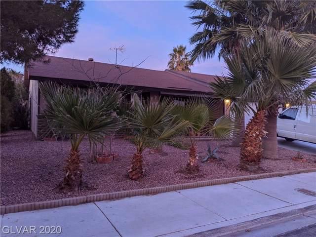 6712 Old Castle, Las Vegas, NV 89108 (MLS #2166074) :: Trish Nash Team