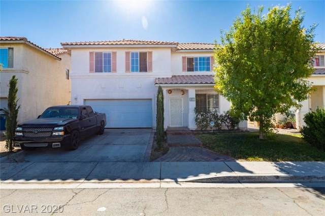 6077 College Park Lane, Las Vegas, NV 89110 (MLS #2166083) :: Signature Real Estate Group
