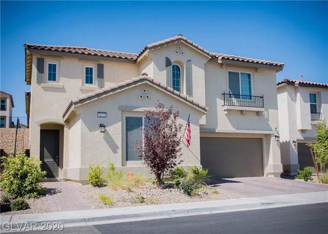 4631 Eagle Nest Peak, Las Vegas, NV 89129 (MLS #2166087) :: Trish Nash Team