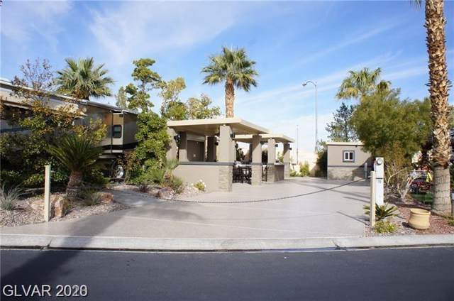 8175 Arville Street #19, Las Vegas, NV 89139 (MLS #2166089) :: Helen Riley Group | Simply Vegas