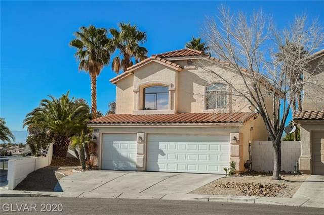 8901 Living Rose, Las Vegas, NV 89123 (MLS #2166091) :: Trish Nash Team