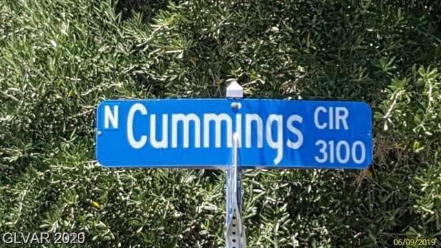 3108 Cummings Court, North Las Vegas, NV 89030 (MLS #2166098) :: Signature Real Estate Group