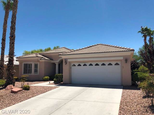 10661 Angelo Tenero, Las Vegas, NV 89135 (MLS #2166138) :: Brantley Christianson Real Estate