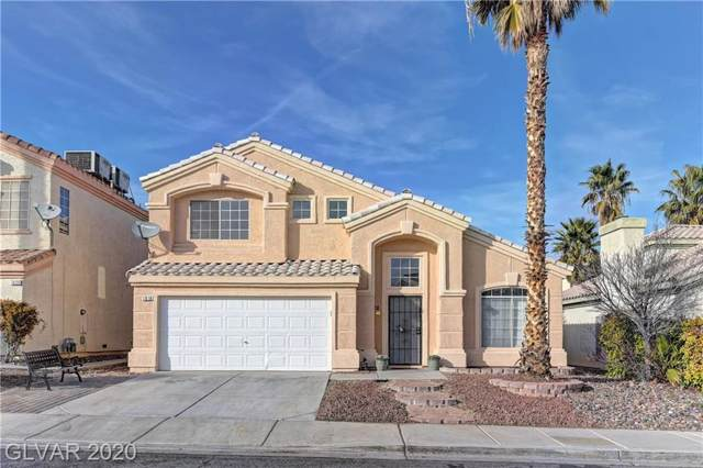 7816 Golden Talon, Las Vegas, NV 89131 (MLS #2166163) :: Performance Realty