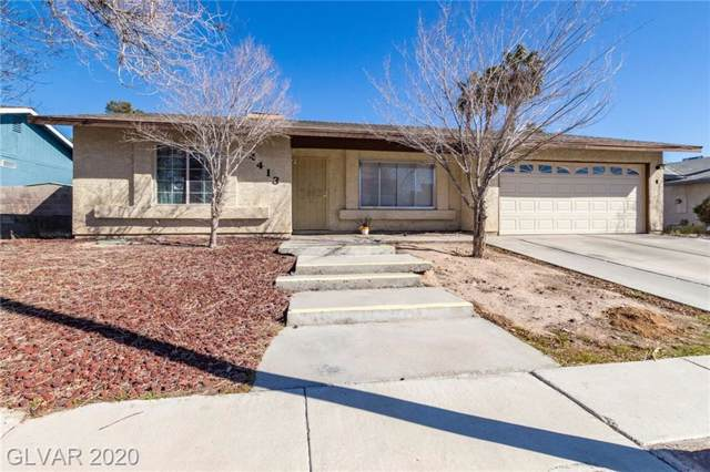4413 Lookout Peak, Las Vegas, NV 89108 (MLS #2166164) :: Trish Nash Team