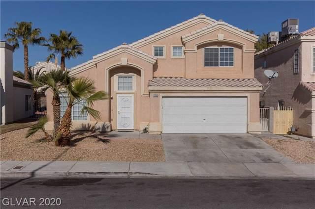 7716 Meadowrobin, Las Vegas, NV 89131 (MLS #2166180) :: Performance Realty