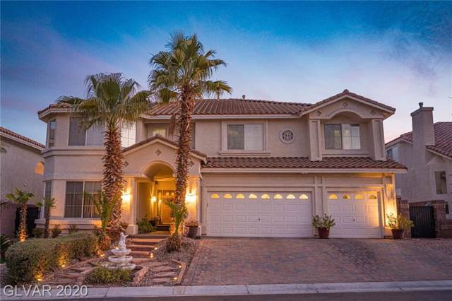 6517 Gossamer Fog, Las Vegas, NV 89139 (MLS #2166204) :: Performance Realty