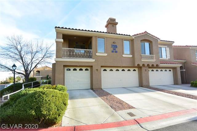 7265 Sheared Cliff #202, Las Vegas, NV 89149 (MLS #2166227) :: Trish Nash Team