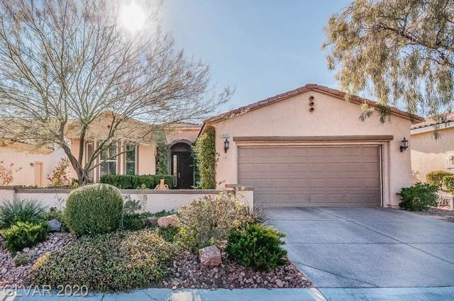 10375 Premia, Las Vegas, NV 89135 (MLS #2166263) :: Brantley Christianson Real Estate