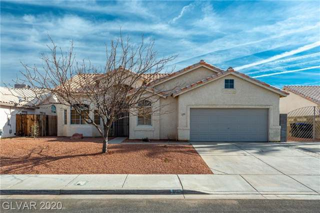 128 Skytop, Henderson, NV 89015 (MLS #2166264) :: Performance Realty