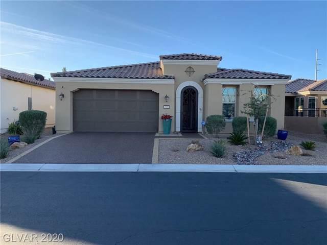 3517 Starlight Ranch, North Las Vegas, NV 89081 (MLS #2166265) :: Brantley Christianson Real Estate