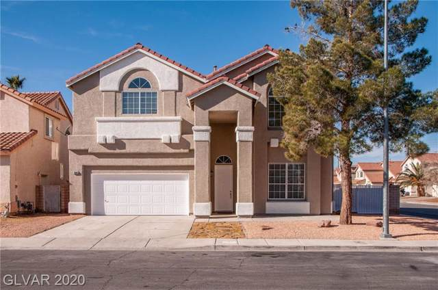 1085 Deep Well, Henderson, NV 89011 (MLS #2166280) :: Brantley Christianson Real Estate