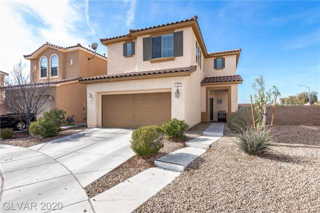 684 Thielson Summit, Henderson, NV 89011 (MLS #2166300) :: Performance Realty