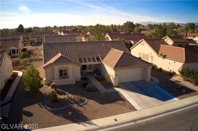 8513 Spyrun, Las Vegas, NV 89134 (MLS #2166309) :: Brantley Christianson Real Estate