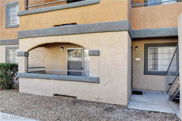5250 Mission Carmel #107, Las Vegas, NV 89107 (MLS #2166310) :: Performance Realty
