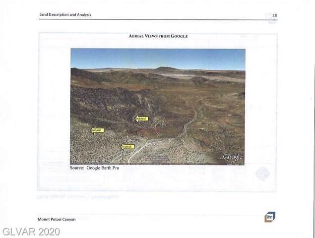 11951 Mt Potosi Canyon, Las Vegas, NV 89124 (MLS #2166315) :: Trish Nash Team