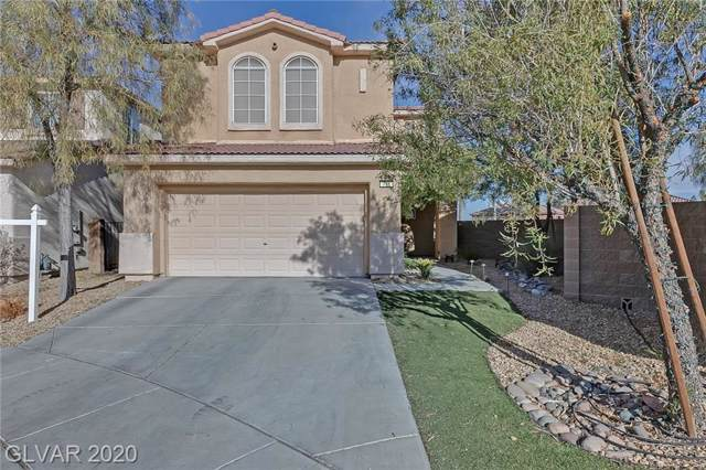 796 Golden Sedum, Henderson, NV 89011 (MLS #2166334) :: Performance Realty