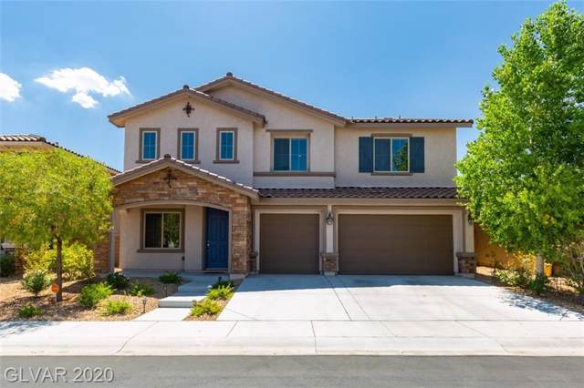 1160 Via Della Costrella, Henderson, NV 89011 (MLS #2166349) :: Brantley Christianson Real Estate