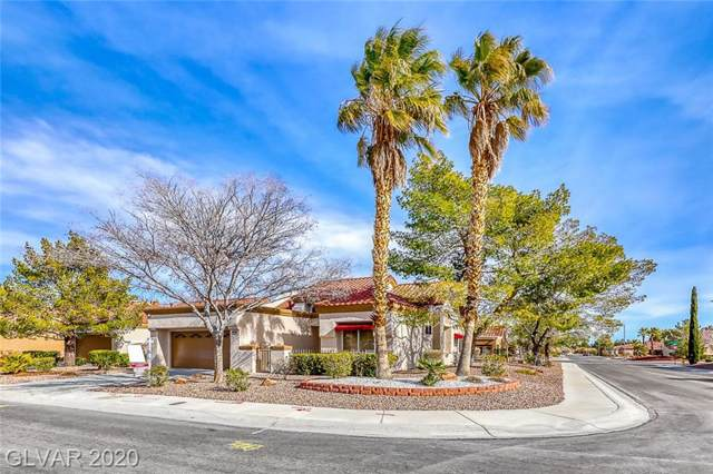 2500 Palmridge, Las Vegas, NV 89134 (MLS #2166377) :: Signature Real Estate Group