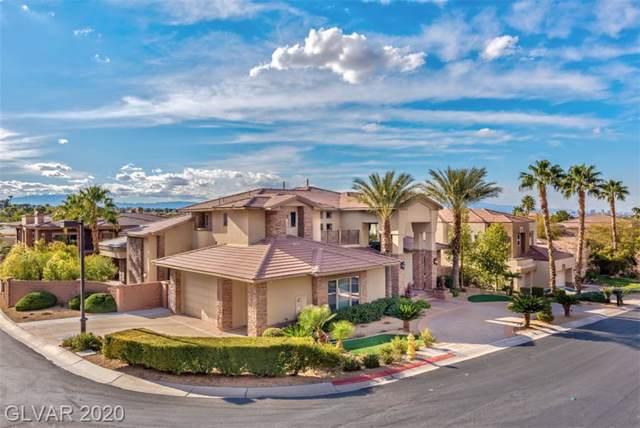 513 Bighorn Ridge, Henderson, NV 89012 (MLS #2166386) :: Brantley Christianson Real Estate
