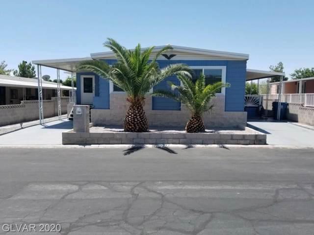 5077 Ridge, Las Vegas, NV 89103 (MLS #2166431) :: Performance Realty