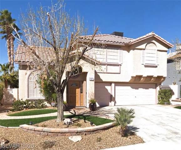 1421 Cornhusk, Las Vegas, NV 89142 (MLS #2166441) :: Signature Real Estate Group