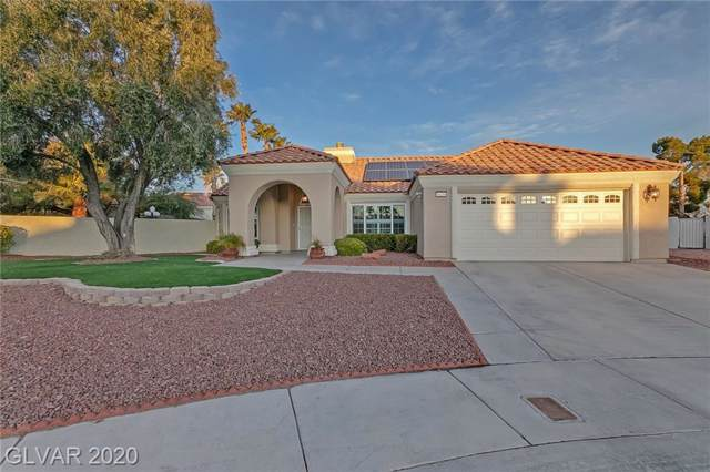 4129 Snow Petal, Las Vegas, NV 89129 (MLS #2166462) :: Trish Nash Team