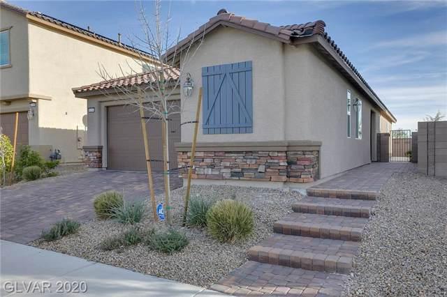 6234 Orions Belt Peak, North Las Vegas, NV 89031 (MLS #2166467) :: Performance Realty