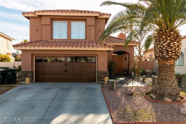 1825 Ca 1825 Casa Verde Dr, North Las Vegas, NV 89031 (MLS #2166472) :: Trish Nash Team