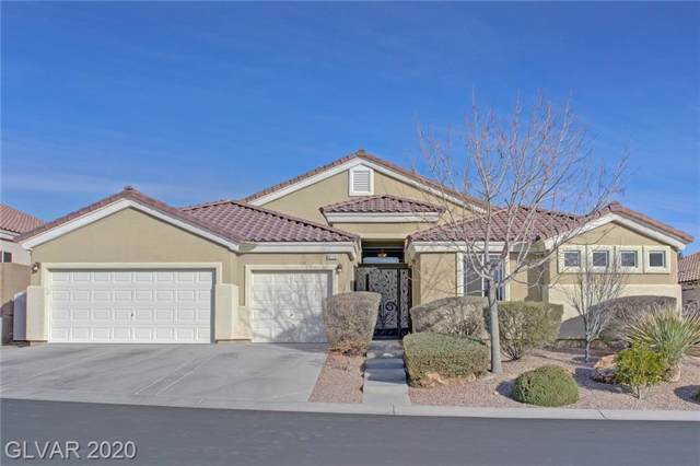8116 Foothill Lodge, Las Vegas, NV 89131 (MLS #2166481) :: Performance Realty