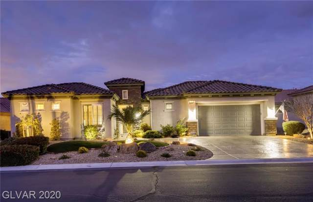 2282 Fayetteville, Henderson, NV 89052 (MLS #2166499) :: Signature Real Estate Group