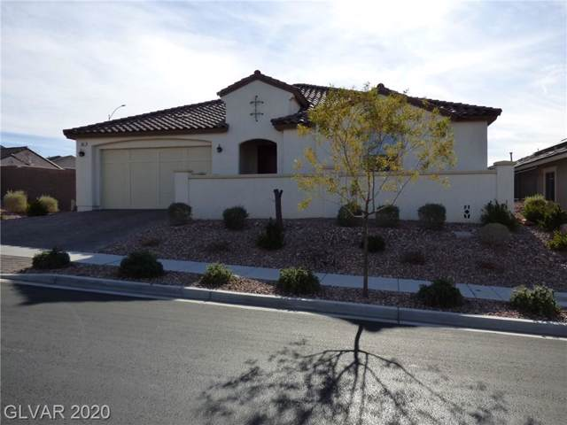 403 Highspot, Henderson, NV 89011 (MLS #2166508) :: Trish Nash Team