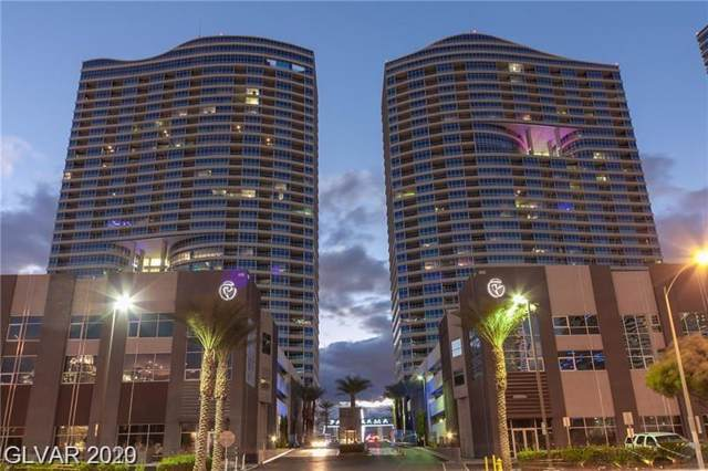 4515 Dean Martin Drive #204, Las Vegas, NV 89103 (MLS #2166539) :: Signature Real Estate Group