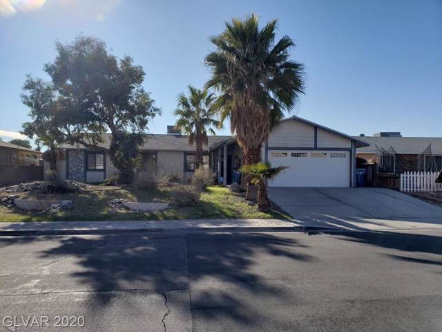 4337 Crater, Las Vegas, NV 89122 (MLS #2166559) :: Signature Real Estate Group